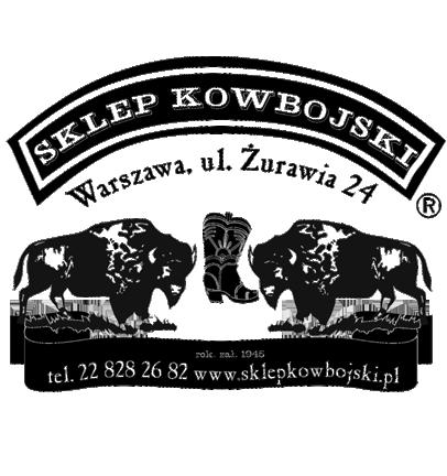 Sklep Kowbojski - Warszawa, ul. Żurawia 24 - tel. | fax:  22 828 26 82